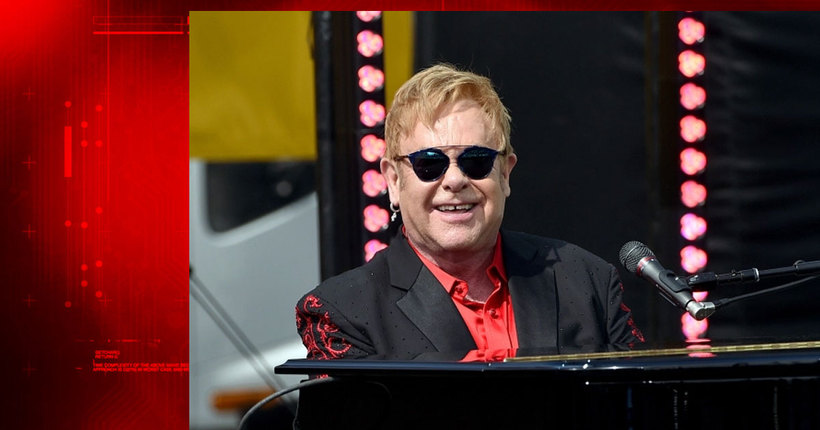 Elton John sued for sexual harassment by former security guard