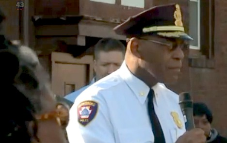 Police chief's message to killers of nephew: 'Enjoy your last freaking days'