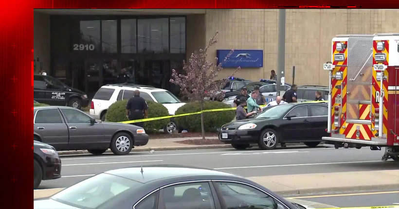 State trooper injured, suspect dead, 2 others shot in Richmond