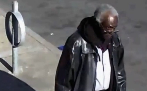 Video shows alleged mugger wanted in string of attacks on elderly