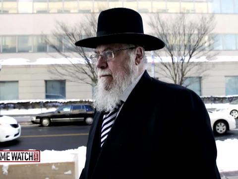 The orthodox rabbi with unorthodox criminal solutions