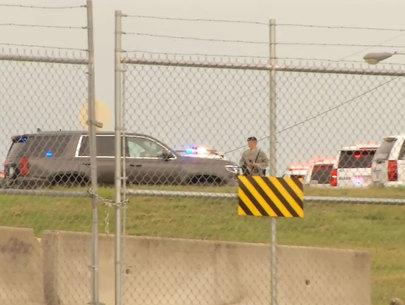 2 people shot, killed at Lackland AFB