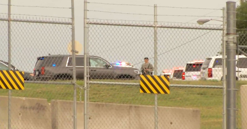 2 people shot, killed at Lackland AFB