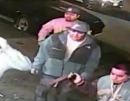 Video: Group of men beat up patron in unprovoked attack outside bar