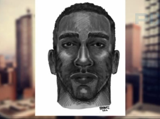 Video, sketch released of suspect who attacked jogger