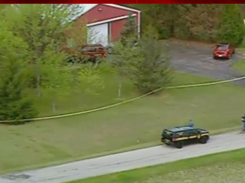Gunman at large after 'execution-style' family killings