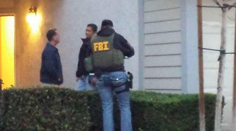 San Bernardino shooter's brother, 2 others arrested after warrants served: FBI