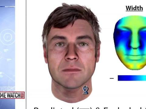 New forensic DNA analysis produces image of cold-case killer at large