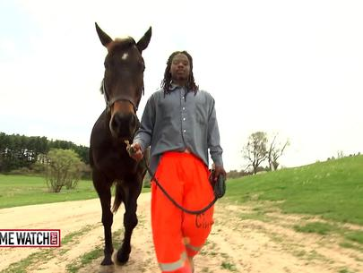 Horse farm program gives Maryland inmates a second chance