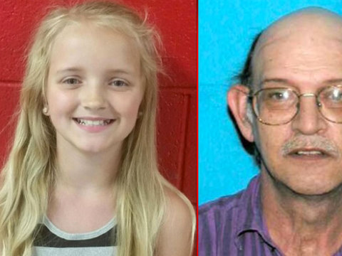 Amber Alert, Missouri, Tennessee: Girl, 9, with uncle