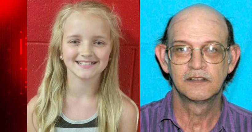 Amber Alert extended to Missouri for missing 9-year-old Tennessee girl who was signed out of school by uncle