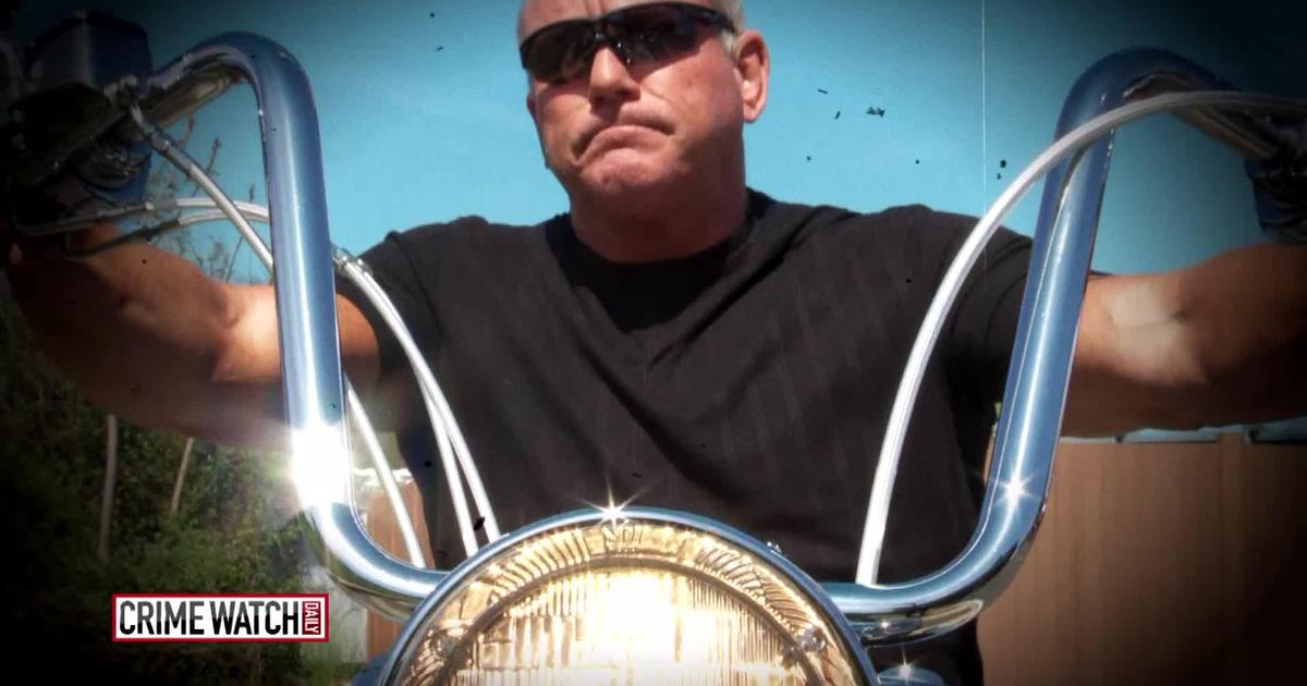 Outlaw biker gives up thug life, becomes decorated detective
