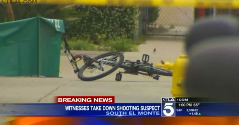 Bystanders tackle gunman who killed 22-year-old worker outside South El Monte business