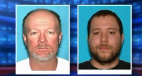 Suspects wanted for tying up Utah family want to 'go out in a blaze of glory'