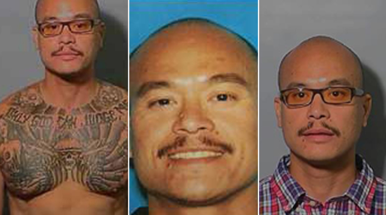Man accused of killing pregnant girlfriend in East Hollywood added to FBI's List of 10 Most Wanted Fugitives