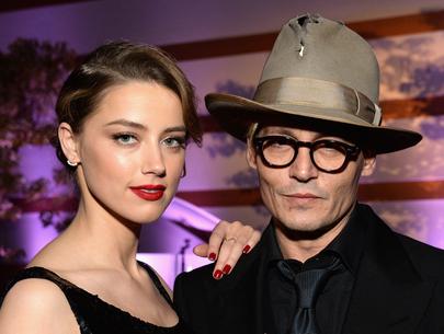Heard gets domestic violence restraining order against Depp