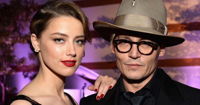 Amber Heard gets domestic violence restraining order against husband Johnny Depp