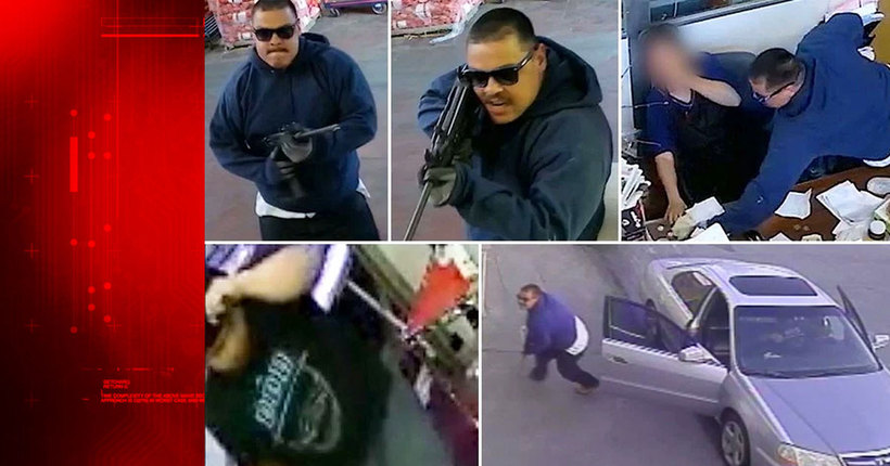 San Jose police looking for 2 armed robbery suspects