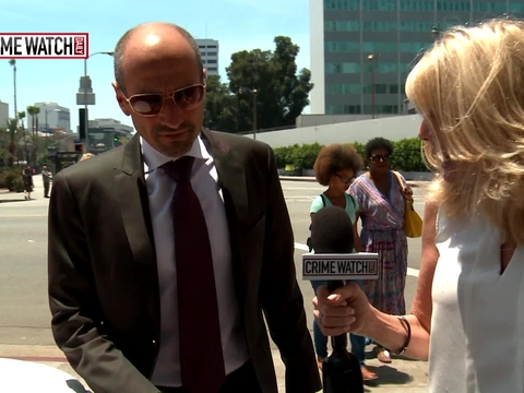 Mark Salling's attorney Dmitry Gorin speaks to Crime Watch Daily