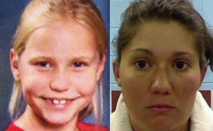 Stepmother pleads guilty to lesser charges in girl's running death