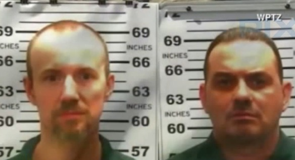 Scathing report blames sex, complacency for killers' prison break