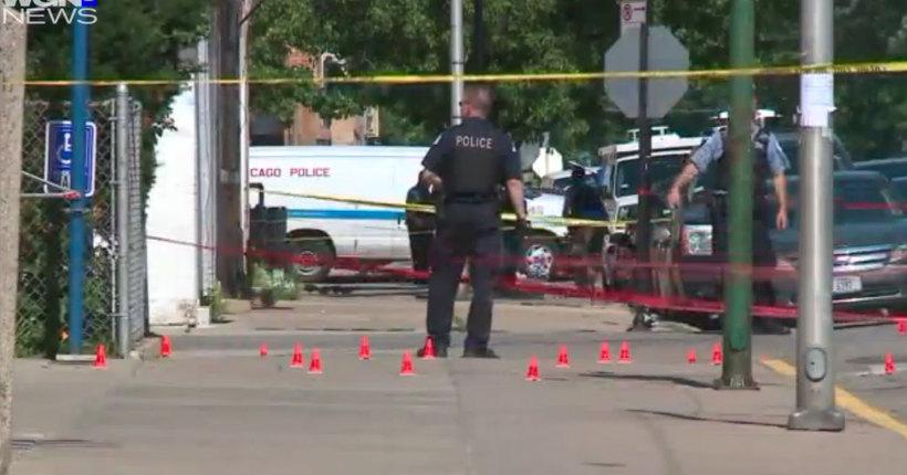 13 killed, at least 42 injured in weekend shootings across Chicago