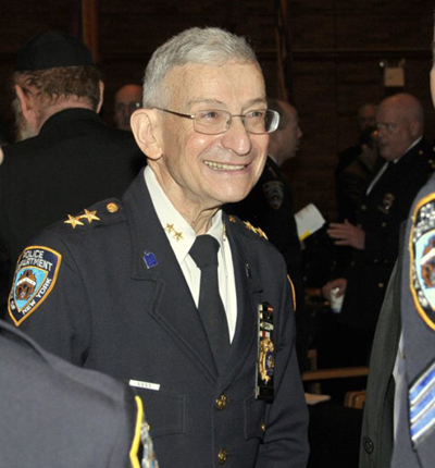 NYPD's chief chaplain, 80, attacked in NYC