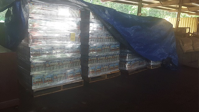 Thieves steal nearly 70,000 beers from local brewery