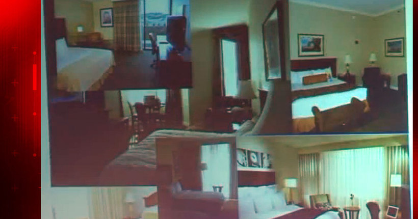 Snapping a picture of your hotel room could help stop human trafficking