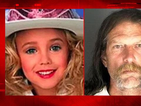 JonBenet Ramsey suspect charged in child-porn case