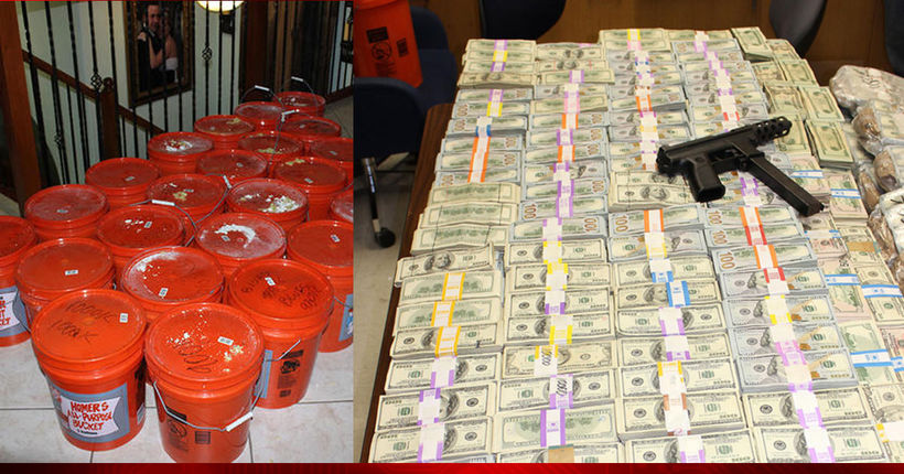 Luis Hernandez-Gonzalez, Salma Hernandez: Siblings arrested in record $24M Miami-Dade drug bust