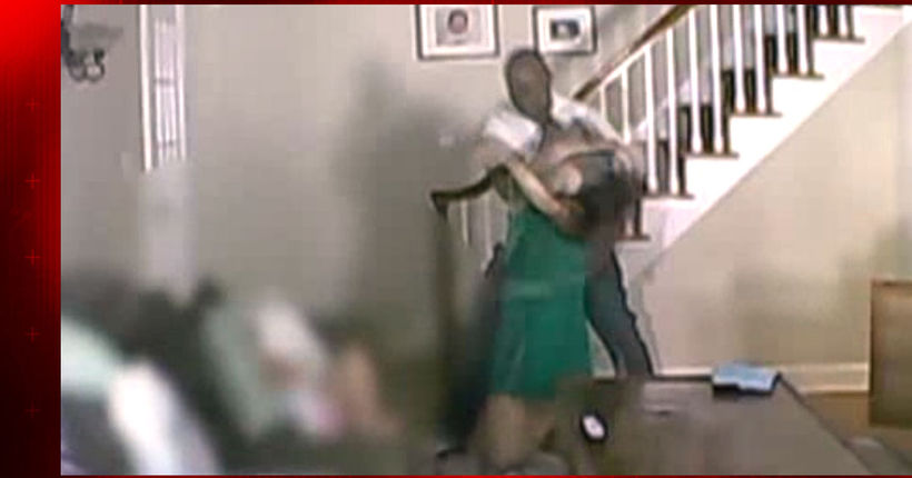 Man convicted in beating caught on nanny-cam gets life term