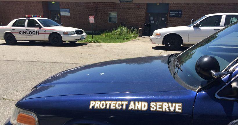 St. Louis-area P.D. has no registration, no insurance, no apologies