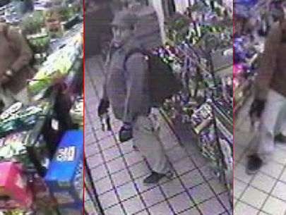 Police seek person of interest in string of attacks on homeless men