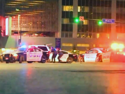 12 officers shot, 5 dead in shooting at Dallas protest