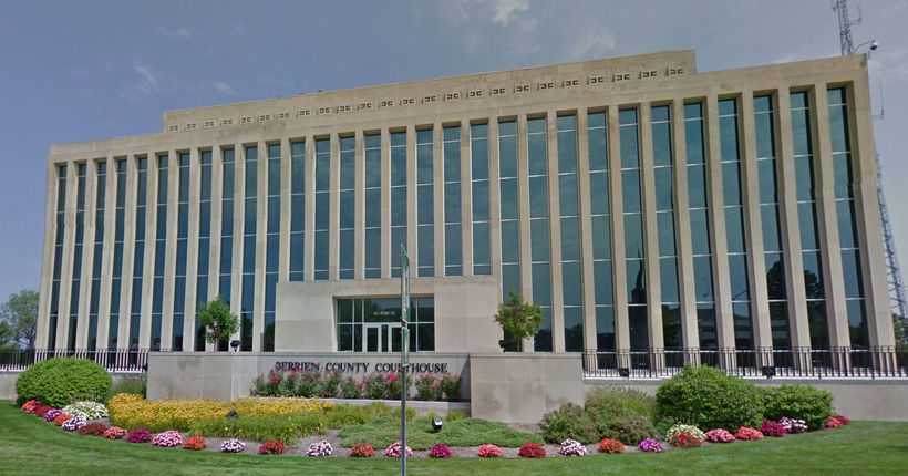2 bailiffs, shooter killed inside Berrien County Courthouse in southwest Michigan