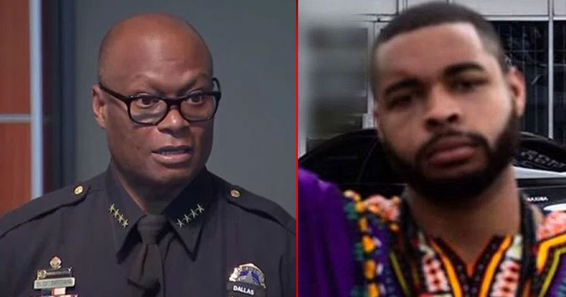 Dallas Police Chief Brown: Shooter Micah Johnson had bigger plans