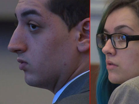 Accuser testifies against alleged attackers in Snapchat rape trial