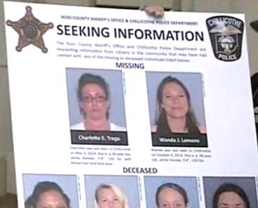 Trial of the 'Vanishing Women' underway in Chillicothe, Ohio