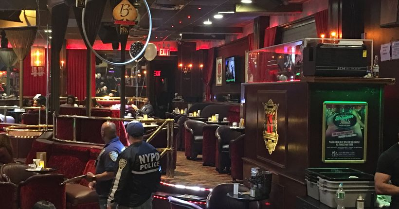 Strippers, bouncers arrested for selling cocaine at Bronx club