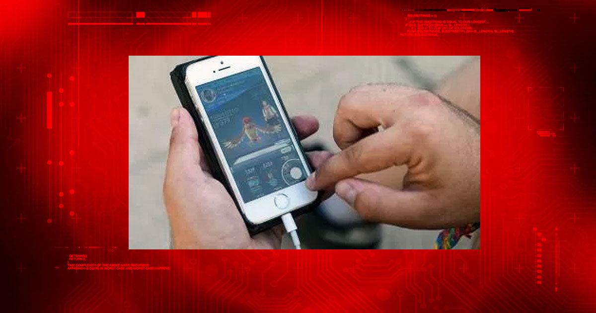 Pokémon Go players find naked woman vandalizing Westport