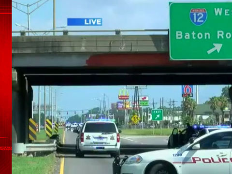 6 police officers shot, 3 officers dead in Baton Rouge