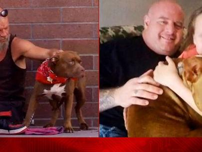 Fallen officer, homeless man formed unlikely bond over love of dogs