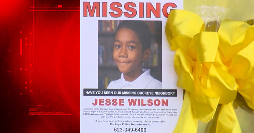 Police use drones as search for missing Buckeye boy continues