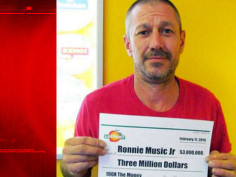 Lottery winner invested $3M in crystal meth ring