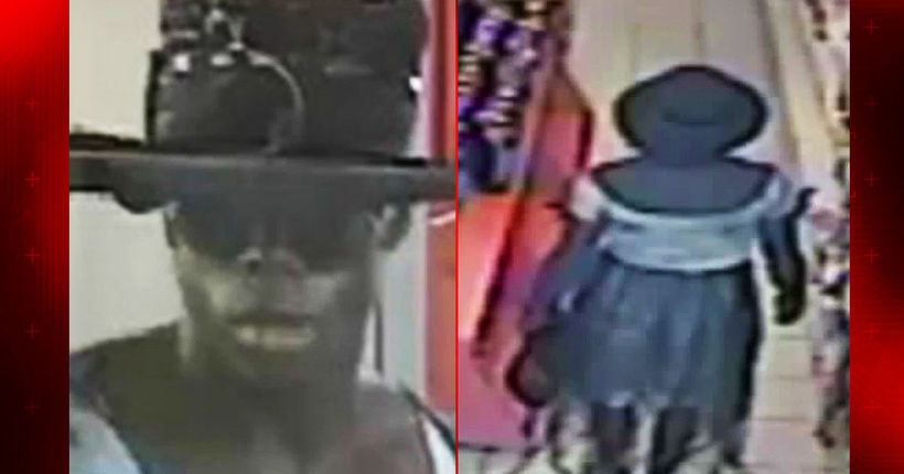 Man wearing formal dress, high heels robs Staten Island bank: officials