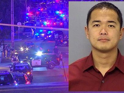Gang officer fatally shot; suspect arrested