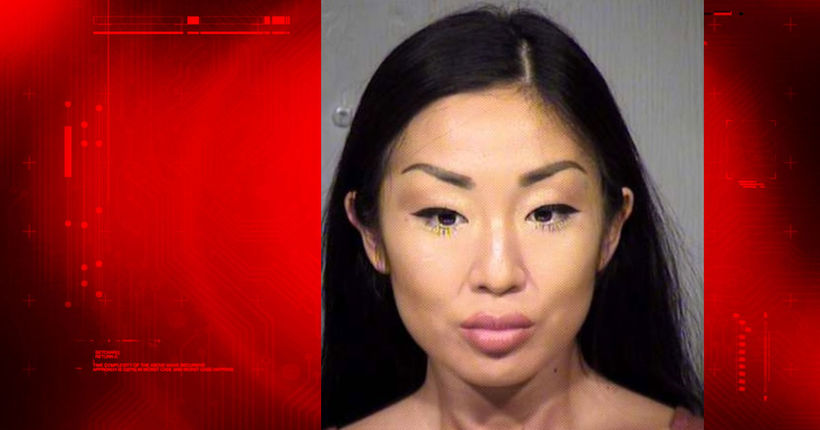 Woman booked on murder charge after shooting, death of man in downtown Phoenix