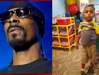 Snoop Dogg, The Game share support for son of shooting victim Candace Pickens