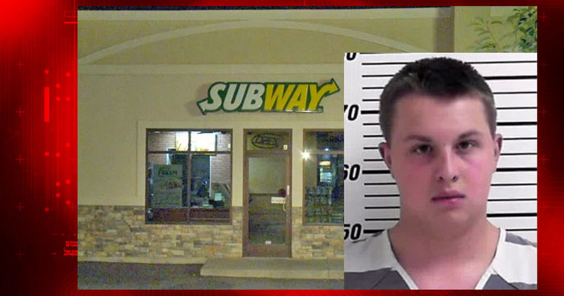 Subway employee arrested for slipping meth into police officer's drink